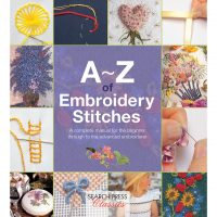 A-Z Embroidery Stitches
