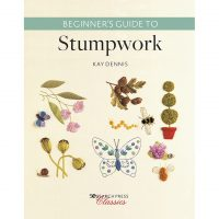 Beginners Guide to Stumpwork Embroidery
