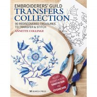 Embroiderers Guild Transfer Collection