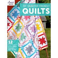Fat Quarter Friendly Quilts
