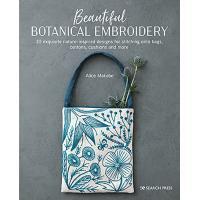 Beautiful Botanical Embroidery